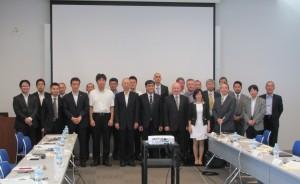 Participants at the 9th CITA RAG AA Meeting