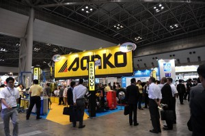 Visiting 34th Auto Service Show 2015